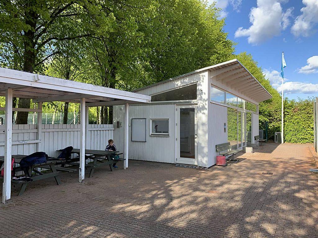 Vallensbæk Tennis og Padel klub Klubhus